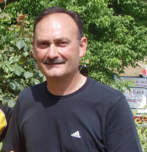 Il Presidente del MC Pellicorse Giorgio Sardi