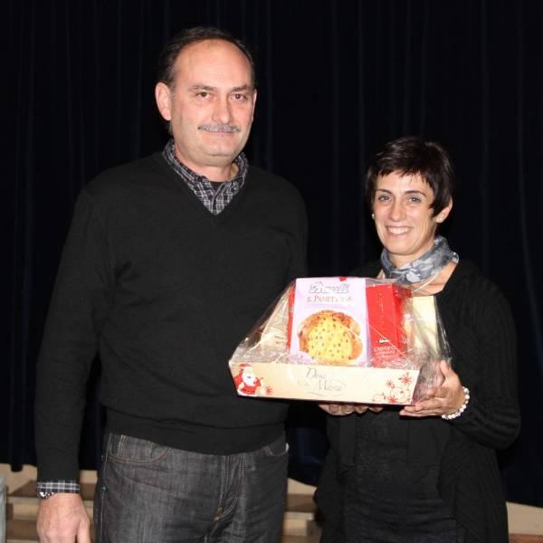 Giorgio Sardi e Sandra Meret