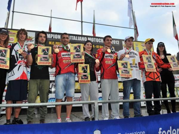 I nuovi campioni 2012_mx