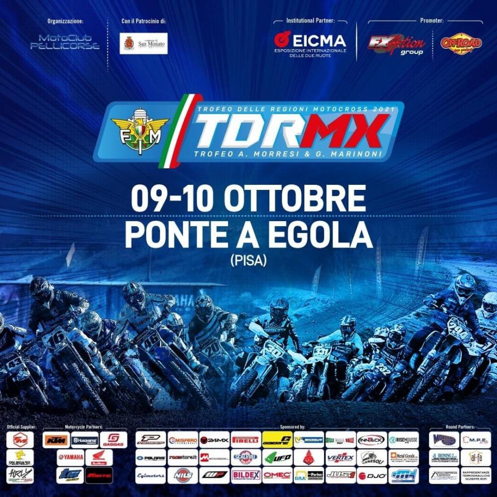 Locandina Trofeo delle Regioni 2021