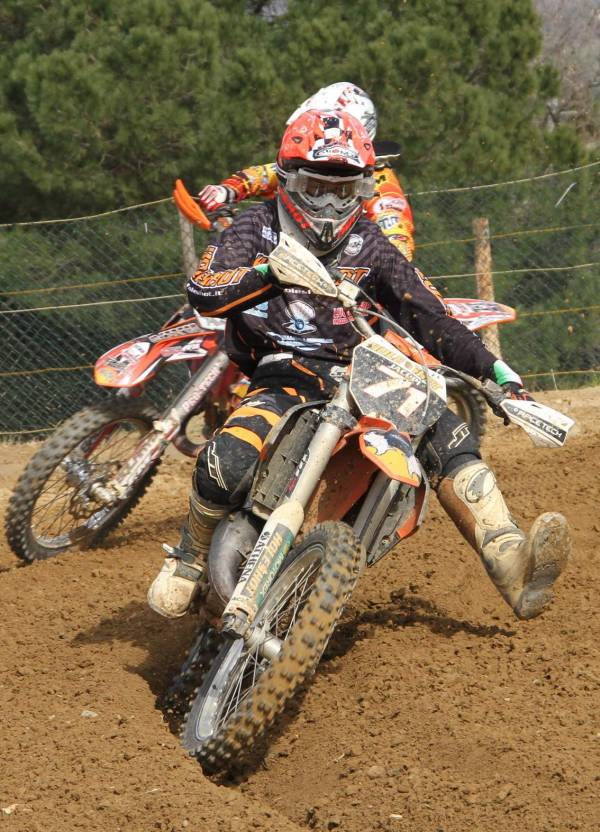 Manuel Iacopi (Classe 125 Junior)